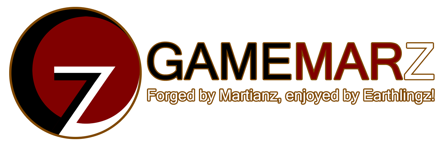 Forged by Martianz, enjoyed by Earthlingz!